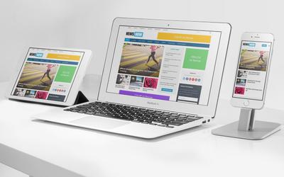 NewsNow WordPress Theme