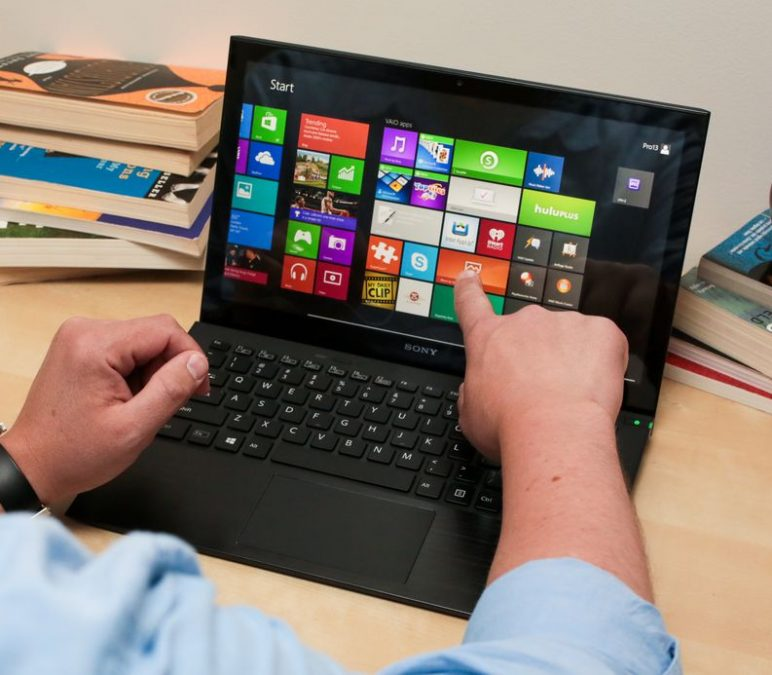 Sony vaio pro 13 is still flagship machine in 2019