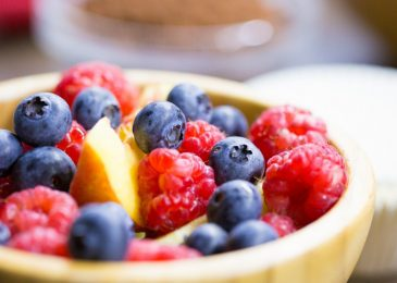 Bowl Full of Healthy Fruits